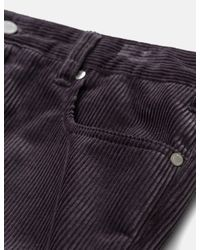 Norse Projects - Gray Edvard Trousers (corduroy) for Men - Lyst