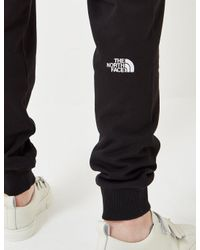 The North Face Black Nse Light Track Pants for men