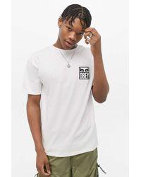 Obey Icon Eyes White T-shirt for men