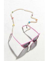 brand Venessa Arizaga - White Venessa Arizaga Fruity Cereal Sunglasses Leash - Lyst