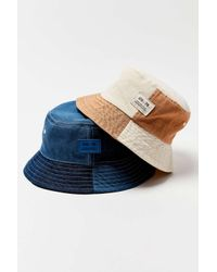 Urban Outfitters Multicolor Uo Patchwork Bucket Hat