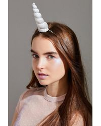 Urban Outfitters - Multicolor Unicorn Horn Headband - Lyst