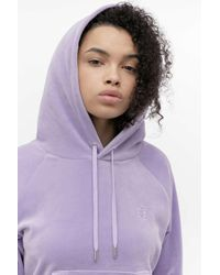Juicy Couture Purple Uo Exclusive Lilac Hoodie