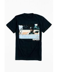 Urban Outfitters Black Ice Cube Impala T-shirt for men