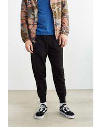 BDG | Black Knit Jogger Pant for Men | Lyst