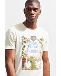 Urban Outfitters Multicolor Redwall Tee for men