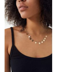 Urban Outfitters Multicolor Lucky Charm Necklace