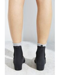 Jeffrey Campbell Blue Stormy Rain Boot