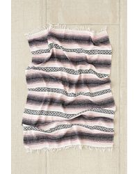 Urban Outfitters Pink Falsa Blanket