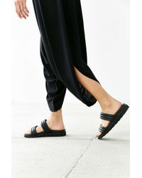 Silence + Noise - Black Oversized Jumpsuit - Lyst