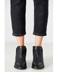 Dolce Vita Black Tessey Ankle Boot