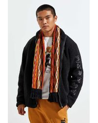 Urban Outfitters Multicolor Uo Textured Knit Scarf