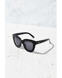 Quay Black Sugar + Spice Sunglasses