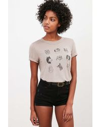 Truly Madly Deeply Multicolor Dog Breeds Tee