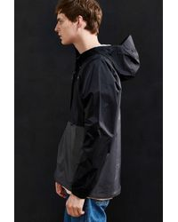 Patagonia - Black Torrentshell Pullover Anorak Jacket for Men - Lyst