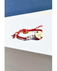 Venessa Arizaga | Red Uo Souvenir X New York Bracelet | Lyst