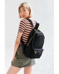 BDG | Black Classic Canvas Backpack | Lyst