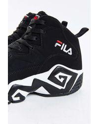 Fila Black Mb Sneaker for men