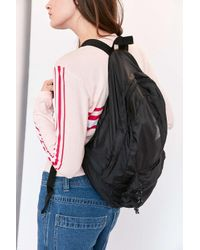 Poler | Black Stuffable Backpack | Lyst
