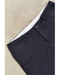 Urban Outfitters - Black Uo Easton Nepped Skinny Chino Pant for Men - Lyst