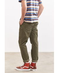 BDG - Multicolor 12 Wale Slim Corduroy Pant for Men - Lyst