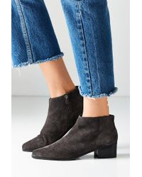 Grey City - Gray Whitney Ankle Boot - Lyst