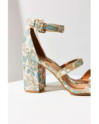 Urban Outfitters - Multicolor Lara Jacquard Heel - Lyst