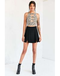 Truly Madly Deeply Multicolor Clementine Cutout Cami