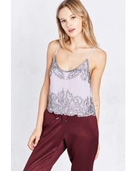 Urban Outfitters | Multicolor Liv Embellished Cami | Lyst