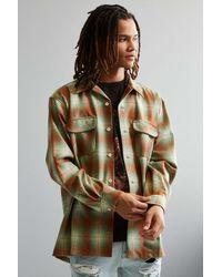Pendleton   Brown Board Button-down Shirt for Men   Lyst