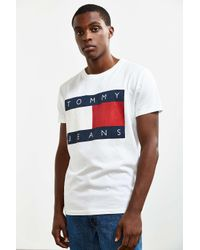 Tommy Hilfiger White Tommy Jeans For Uo
