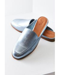 Urban Outfitters - Blue Carrie Loafer Mule - Lyst