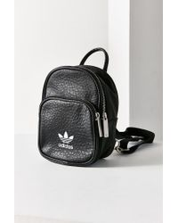 76a84229aa Lyst - adidas Originals Originals Classic Mini Backpack in Black