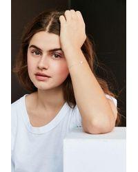 Urban Outfitters | White Opal Moon Friendship Bracelet Set | Lyst