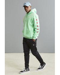 Champion - Green Repeat Eco Hoodie Sweatshirt for Men - Lyst