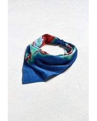 Urban Outfitters - Blue Dragon Bandana - Lyst