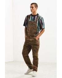 BDG - Multicolor Overdyed Acid Wash Overall for Men - Lyst