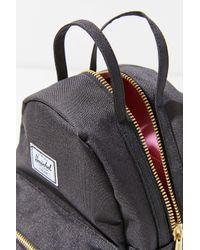 Herschel Supply Co. Black Nova Mini Backpack