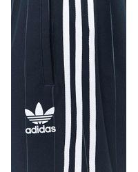 Adidas Originals Blue Tko Legend Ink Shorts for men