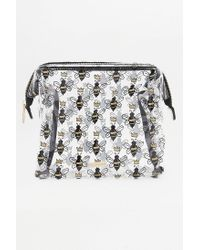 Skinnydip London Multicolor Queen Bee Washbag By Skinnydip
