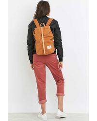 "Bag ""n"" Noun - Brown Napsac Gold Backpack - Lyst"