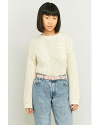 Urban Outfitters - Pink Suede Circle Buckle Belt - Lyst