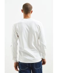 Urban Outfitters White Migos Motorsport Long Sleeve Tee for men