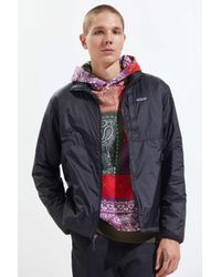 Patagonia Black Trails Zip Jacket for men