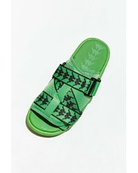 Kappa Green Banda Mitel 1 Sandal for men