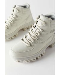 Lugz White Uo Exclusive Zoya Chukka Boot