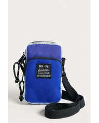 fe3d8cde5b Urban Outfitters Uo Mini Blue Cross Body Bag - Mens All in Blue for ...