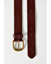 BDG - Brown Everyday Leather Belt - Lyst