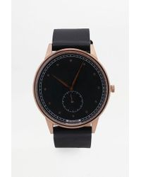 HyperGrand - Black Classic Leather Watch - Lyst