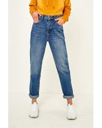 BDG Vintage Dark Blue Mom Jeans